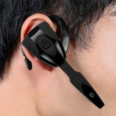 Bluetooth Hands-free Headset Kabellos Kopfhörer Ear-Hook Earphone für Cell Phone