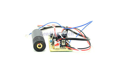 650nm 100mW Red Laser Dot Diode Module 5V with Driver Out Focusable