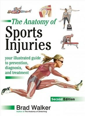Anatomy of Sports Injuries : Your Illustrated Guide to Prevention, Diagnosis,...