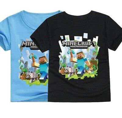 Minеcrаft 04 Kid's Unisex T Shirt AU Shop