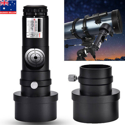 1.25 inch Laser Collimator 7 Bright Levels for Astronomical Newtonian Telescope