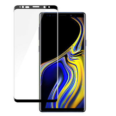 Case Friendly Tempered Glass Screen Curved Protector For Samsung Galaxy Note 9