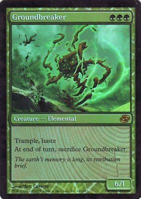 1x FOIL GROUNDBREAKER - Planar Chaos -  MTG - NM - Magic the Gathering