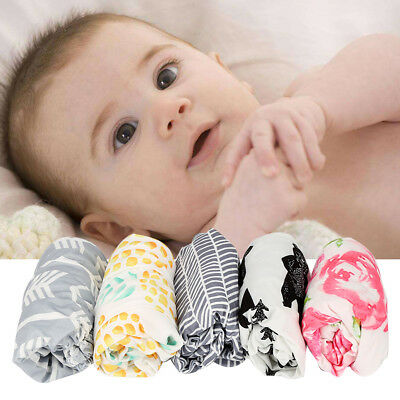 Baby Diaper Breathable Changing Table Pad Cover For Nursery Bedding Sheets SP