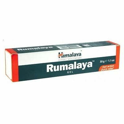 Himalaya Rumalaya Gel 30g Muscle Relief, Arthritis, Back Neck, Joint Pain