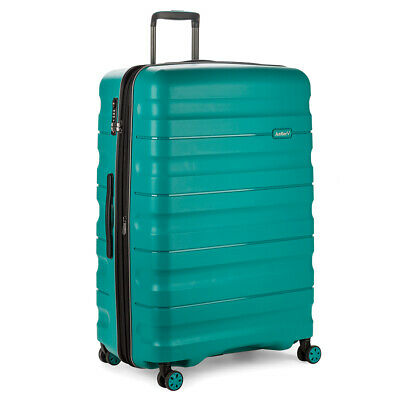 NEW Antler Juno 2 Expandable Spinner Case Teal 80.5cm
