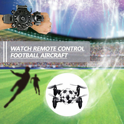 6692 Soccer Speed Adjustable Aircraft Quadcopter Altitude Hold One Key Landing