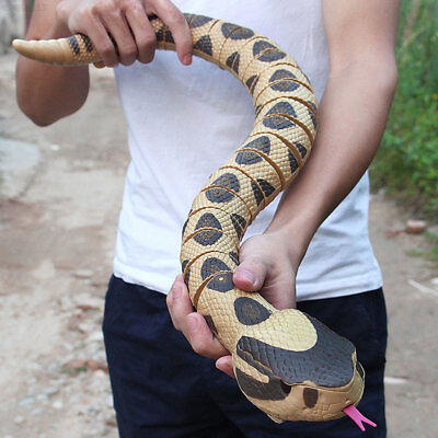 9957 Remote Control Infrared Control RC Snake Toy RC Rattlesnake Tricks Toy