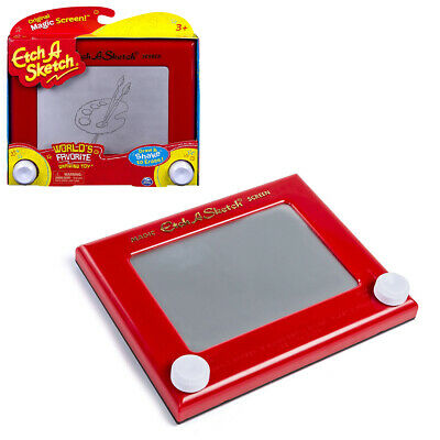 Etch A Sketch Classic Original Drawing Board Game