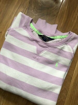 Gorgeous Ralph Lauren Sweater Fit Girls Ladies Size 810 Or Age 15