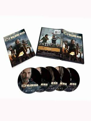 The Walking Dead: Complete Eighth Season 8 Eight New