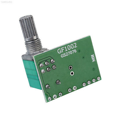9499 PAM8403 5V 2 Channel 2CH USB Power Audio Amplifier Module Circuit Board