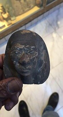 Replica Rare Antique Ancient Egyptian limestone Head queen tiye BC