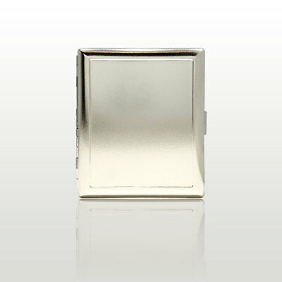 Stainless Steel King Size Cigarette Case