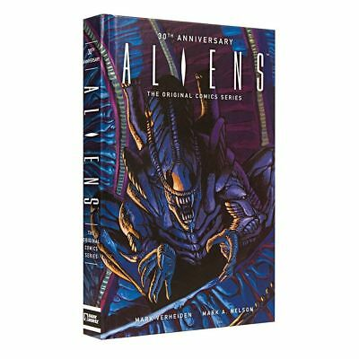 Loot Exclusive Aliens 30th Anniversary Original Comic Series Hardback Sealed