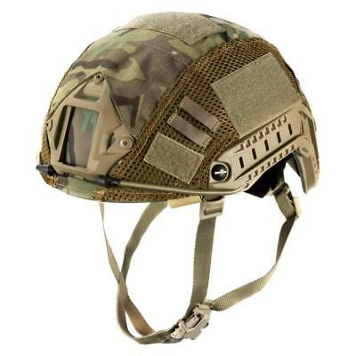 OneTigris Tactical Airsfot Helmet Cover for FAST MH/PJ Helmet M Size Multicam