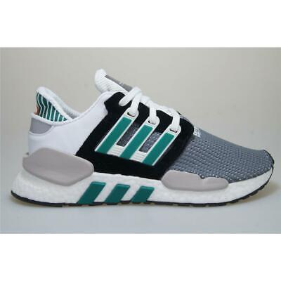 Adidas EQT Support 91/18 grau/grün AQ1037 Equipment Sneaker Originals Schuhe
