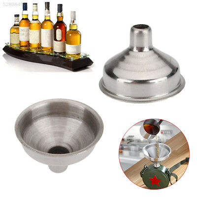 A8B2 Creative Bracelet Hip Flask Funnel Kit Container Liquor Whiskey Alcohol