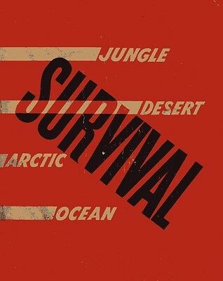 Army Survival Manual on pdf , plus Electronic Library