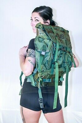 Amertex Vietnam Special Forces Med Alice Field Combat Pack Military Ruck Sack