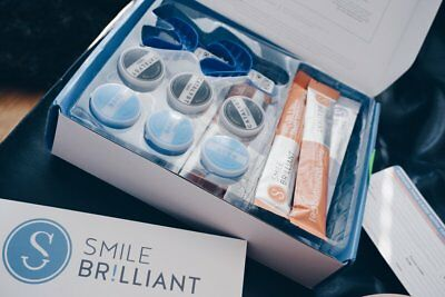 Smile Brilliant Teeth Whitening System / New