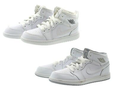 0ff3f1395d1 Nike 640734 Preschool Toddler Child Youth Jordan 1 Mid Athletic Shoes  Sneakers
