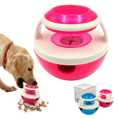 IQ Treat Ball Interactive Snake Food Dispensing Dog Toy for Aggressive Chewers