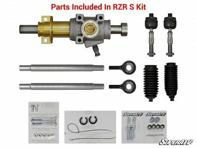 Polaris RZR S / RZR 4 800 Heavy Duty Rack And Pinion - SuperATV