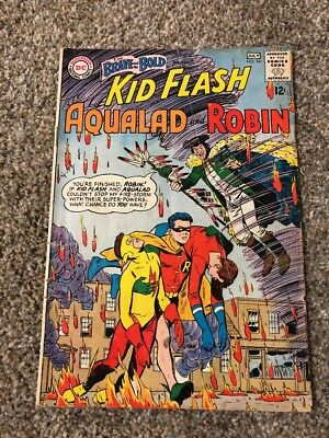 The Brave And The Bold #54 1st Appearance The Teen Titans