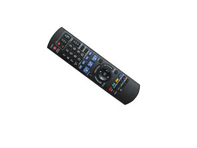 Used Remote Control For Panasonic DMR-XW385GKL N2QAYB000129 DVD Recorder