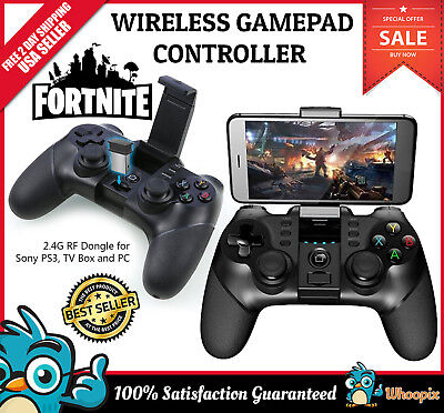 New IPEGA PG-9076 3in1 Wireless Bluetooth 2.4G wired Game Controller Gamepad PZ