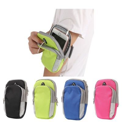Sport Running Jogging Armband Gym Arm Band Pouch Holder Bag Case For Cell Phone
