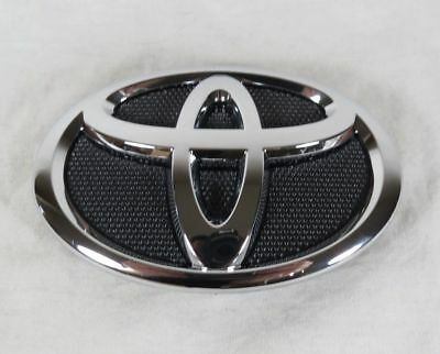 07-09 Toyota Camry Front Bumper Emblem NEW Grille/Grill Chrome Badge sign logo