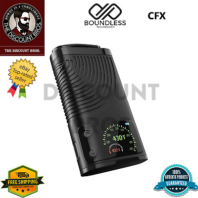 New 2018 Boundless CFX Portable Device, Authentic - Fast, Free 2-3 Day Shipping
