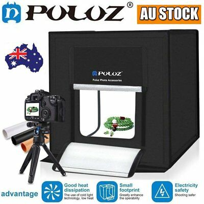 PULUZ Studio Light Portable Photography Box Photo Shooting Tent Foldable Cube