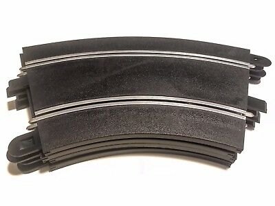 Scalextric C8206 1:32 4 x 45' Degree Curves Electric Slot Car Track Brand New