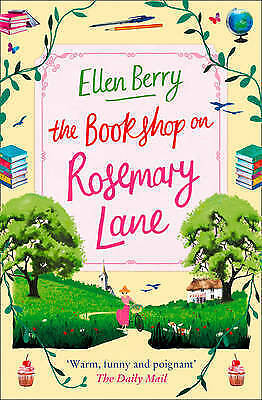 The Bookshop on Rosemary Lane by Ellen Berry BRAND NEW BOOK (Paperback 2016)