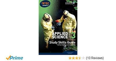 NEW BTEC National Applied Science Level 3 - Study Skills Guide