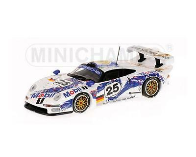 PORSCHE-917K TEAM SALZBURG N23 WINNER 24h LM 1970 430706723 Minichamps 1:43 New