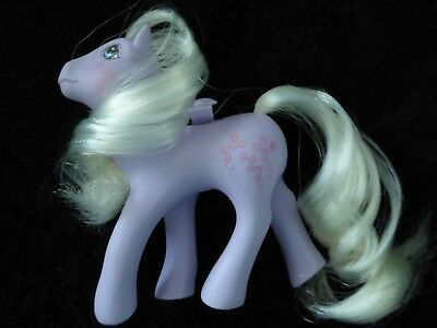My Little Pony G1 flutter wing pony Forget Me Not