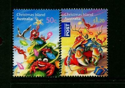 Christmas Island 2008 MNH MUH Set - Christmas