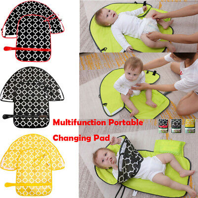 Multifunction Baby Change Mat Waterproof Soft Urine Mat Change Pad Cover70*71 CM