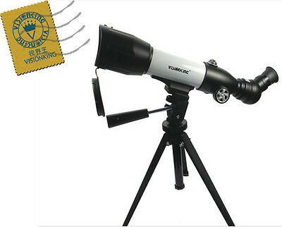 Visionking 350-70 Refractor Telescope Monocular Astronomical Space Moon Observer