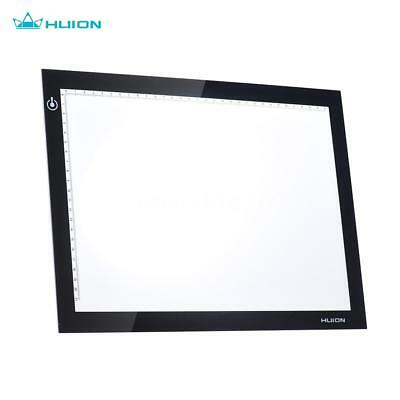 HUION 15-inch A4 LED Light Box Drawing Tracing Board Table Pad USB Cable F0D5