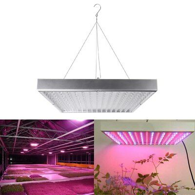 14W 225SMD LED Hydroponic Plant Grow Light Lamp Lighting Panel Board Growth NEW*
