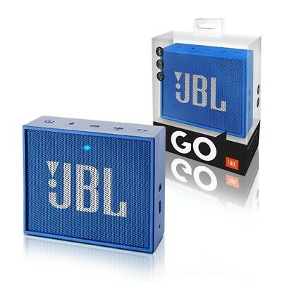 Cassa Portatile Ricaricabile Speaker Bluetooth Wireless Jbl Go Blu