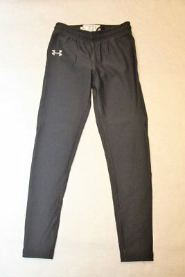 Under Armour YOUTH Medium Pants Base Layer Black Compession style