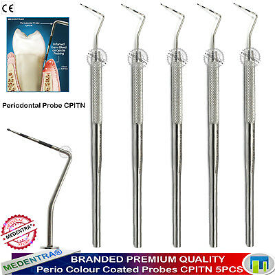 Periodontist Lab CPITN Probes Dental Tooth Examination BPE Screening Periodontal