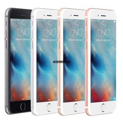 Apple iPhone 6S - 16GB 64GB 128GB -Gold/Silver/Grey/Rose- UNLOCKED Smartphone