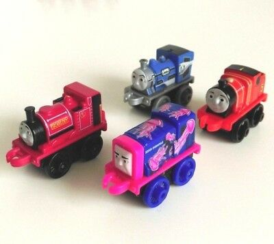Thomas And Friends Minis X4 Bundle Assorted Engines Set 2